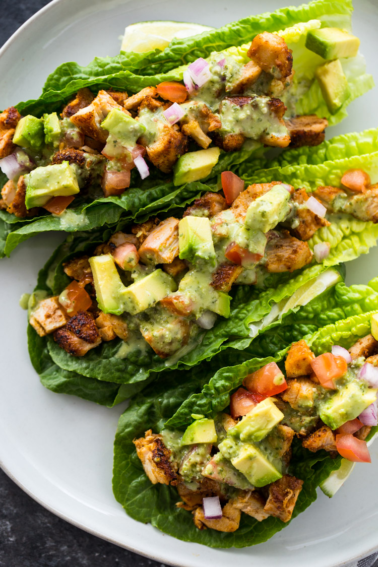chicken-lettuce-wrap-tacos-low-carb-keto-5